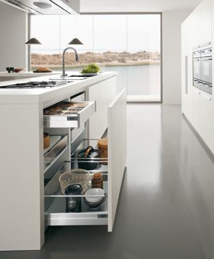 Pin de cocinas empotradas puertas para muebles ajilbabcom - Muebles accesorios cocina ...